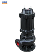 High pressure submersible dirty water pump
