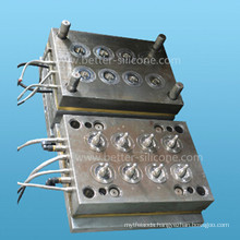 LSR Injection Mold Tooling for Medical Nipple