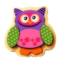 Holz Eule Puzzle Spielzeug für Kinder und Kinder