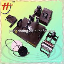 T vollständiger Verkauf und Einzelverkauf LT 4 in 1 Multifunktionshitzepressemaschine