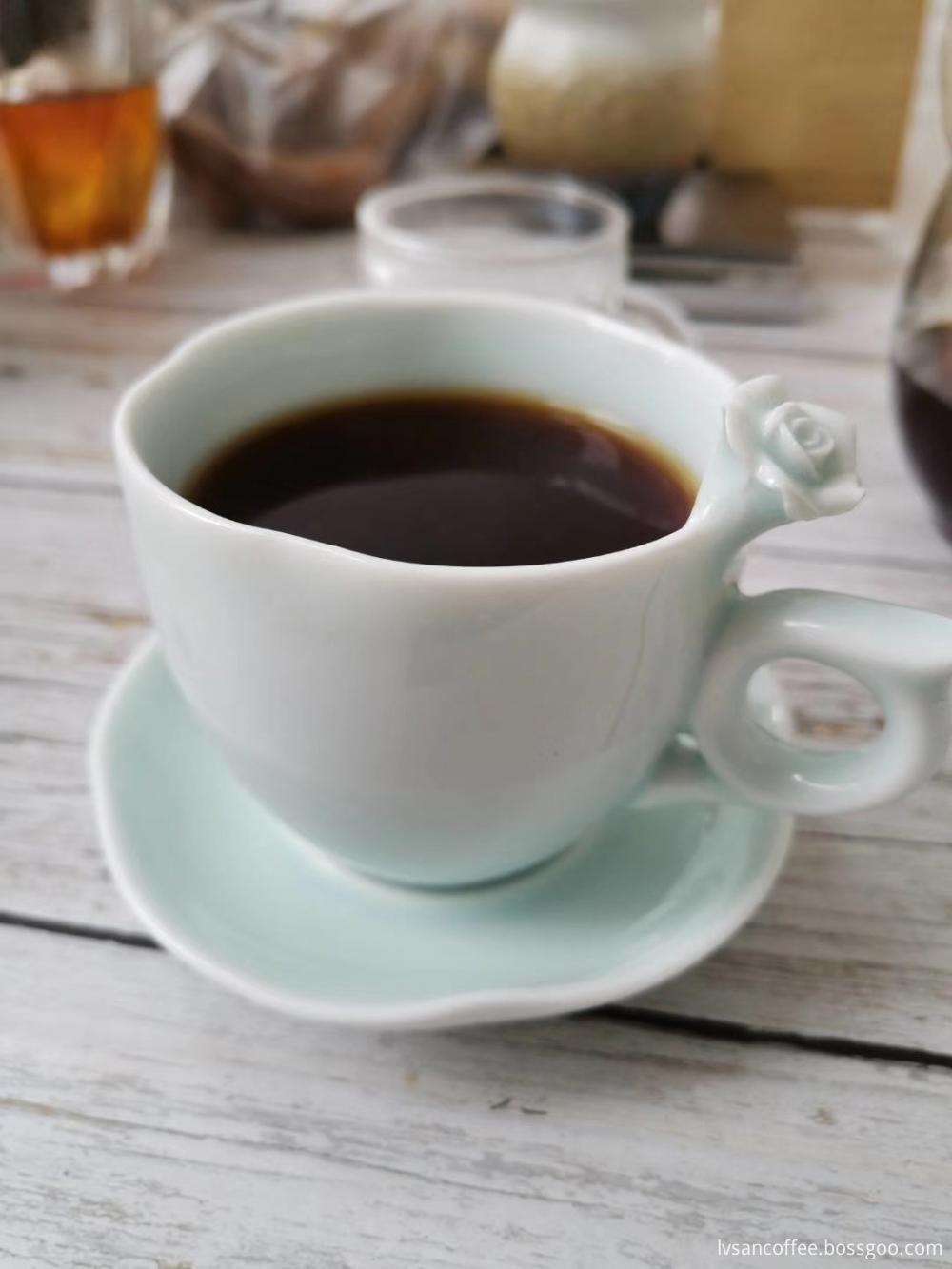 White Coffee Powder
