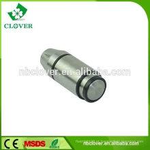 Mini carregador de carro de bolso de 0.5W poderosa lanterna led recarregável