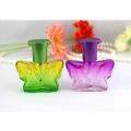 Beautiful Butterfly Shape Bouteilles en verre parfum pour bouteilles parfumées