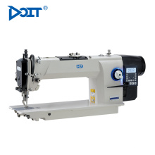 DT640-D5 unidade direta braço longo composto composto industrial pé pé máquina de costura preço do assento de carro