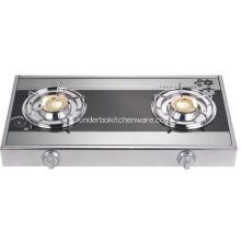 Miroir Verre Top Brass Burner Europe Stove