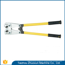 Ferramenta de friso Scutter elétrica hidráulica do botão incomum da Mão-Carga para as tubulações