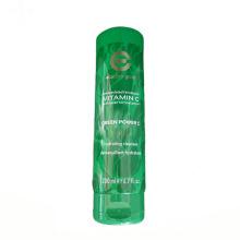 embalaje de tubo de tinte de plástico para la extensión del cabello 200 ml