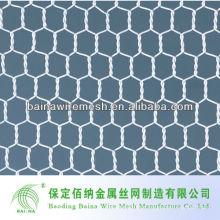 Armadura de arame hexagonal de armadilha de lagosta revestida de PVC para venda