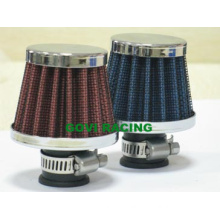 9/12/15mm Small Air Filter with Stainless Steel Red