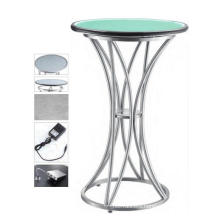 LED Stainless Steel Buffet Table (DE39)