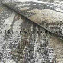Gute Qualität Leinen Baumwoll Jacquard Gewebe (QF16-2513)