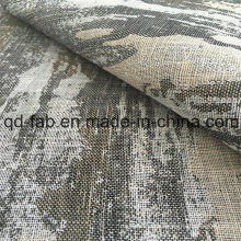 Good Quality Linen Cotton Jacquard Fabric (QF16-2513)