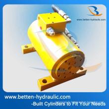 Hydraulischer Drehzylinder an Buchse