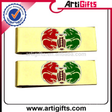Artigifts factory supply metal parts money clip