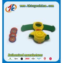 Jouets de haute qualité sûrs de tir de disque de vol de haute qualité