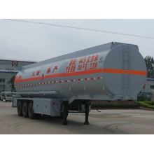 13m Tri-axle Oil Tanker Semi Trailer