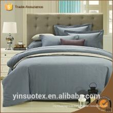 microfiber solid color polyester king size fitted bedspread comforter bedding set