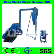 Wood Sawdust Crusher Milling Crushing Pulverizer Hammer Mill Machine