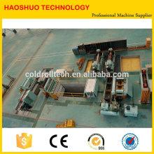 Haute qualité HR CR SS GI Ligne de coupe de bobine d'aluminium en cuivre