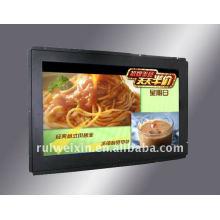 42-дюймовый полное HD LCD открытой рамки цифровой рекламы