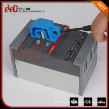 Circuit Breaker Lockout with Normal Screw Blue