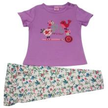 Bebé de verão Kids Suit para vestuário infantil