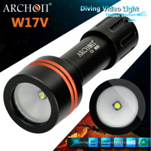 Archon W17V Lampe de photographie sous-marine 860 Lumens Diving Video Light