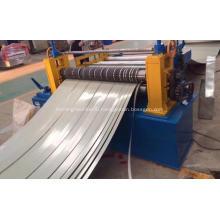 Automatic PLC Control Metal Sheet Slitting Machine