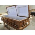 Des cercueils en bois modernes & cercueil