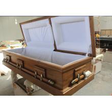 Caixões de madeira modernos & caixão