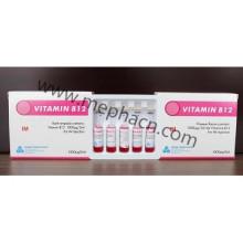 Injeção de Vitamina B12