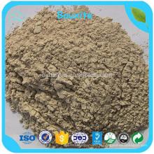 Poudre calcinée de bauxite de qualité de l'industrie de ciment Chine