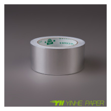 High Quality Waterproof Printed Matte Sliver Adhesive Sticker Labels in Roll