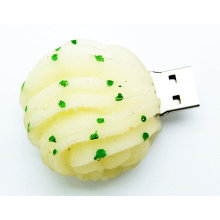 Oem High Speed Emulational Food Usb Flash Drive Real Capacity From China Usb Supplier