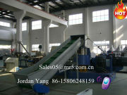 pp and pe recycled plastic granulation machine