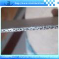 Malha de arame aglomerada usada como malha decorativa