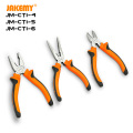 JAKEMY Wholesale Multipurpose Long Nose Pliers DIY Hand Tool for Wire Twisting Cutting