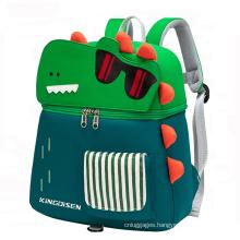 Boys Girls Mini School Bags 3D Animal Baby Toy Kindergarten Students Bookbag