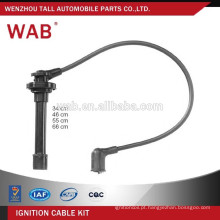 Plugue de faísca de peças de carro de alto desempenho do fio 2244057Y10 assy 22440-57Y10