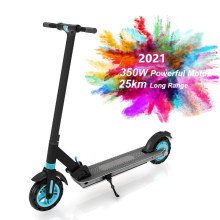 OEM ODM Fast Delivery EU Warehouse 2 Wheel Electric Scooter 8 Inch 350W Adult Electric Scooter
