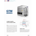 Counter Flow Rectangular Liquid Cooling Plant