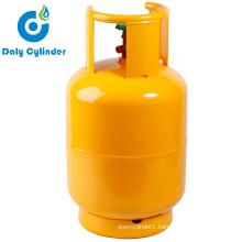 15 Kg Gas Cylinder LPG Tank LPG Gas Cylinder Filling