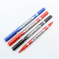 Double Ended CD Permanent Marker, Twin Tip Permanent Fine Tip Marker Pen
