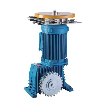 Geared Traction Machine untuk Eskalator