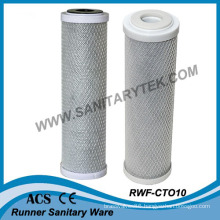 10 Inch Carbon Block Filter of Water Filter Cartridge (RWF-CTO10)