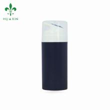 Crema que blanquea la botella plástica plástica del apretón de la botella plástica con flip de la crema del cuerpo