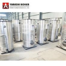 Vertical Type Small Gas Steam Generator Boiler