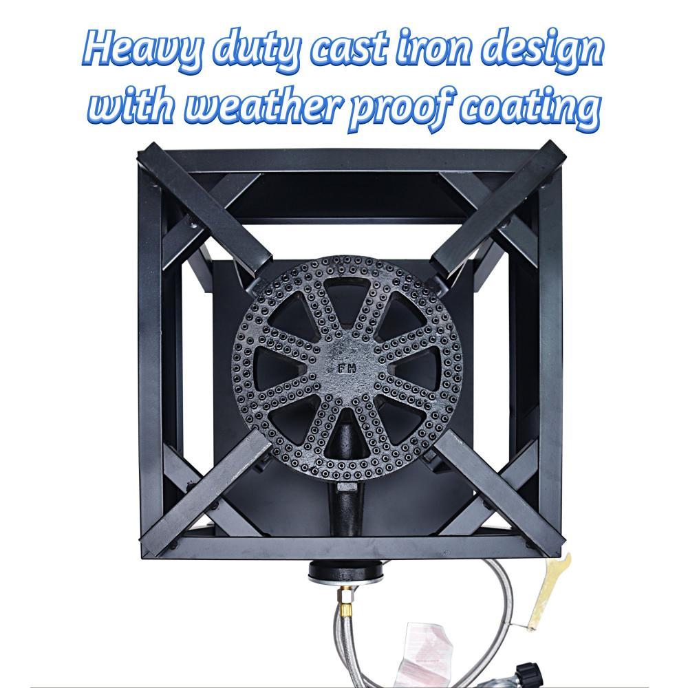 4242S Cast Iron Design