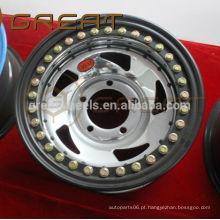 Alta qualidade SUV Rim 15x7,15x8x15x9,16x7,16x10 4x4 roda para venda quente