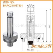 Venta caliente A044 tipo armadura de la válvula electromagnética del diafragma del jet del pulso